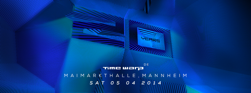 Time Warp Germany 2014 – 20 years anniversary