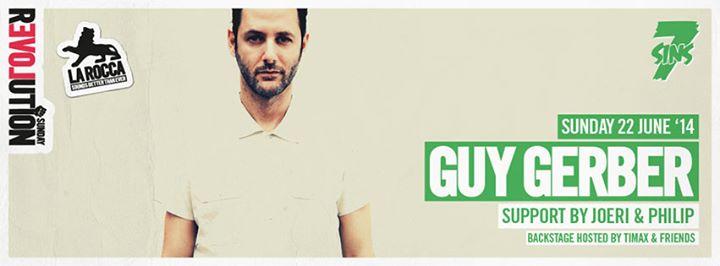 Guy Gerber @ La Rocca