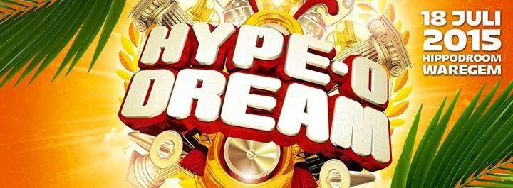 HYPE-O-DREAM 2015