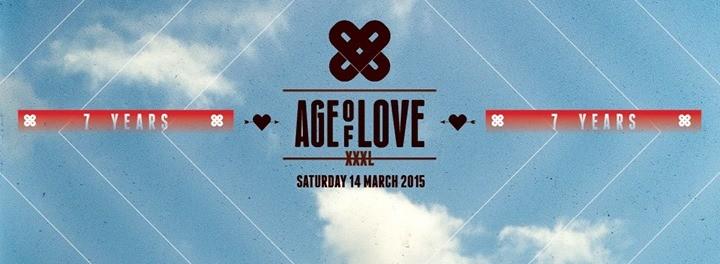 7 Years Age Of Love XXXL