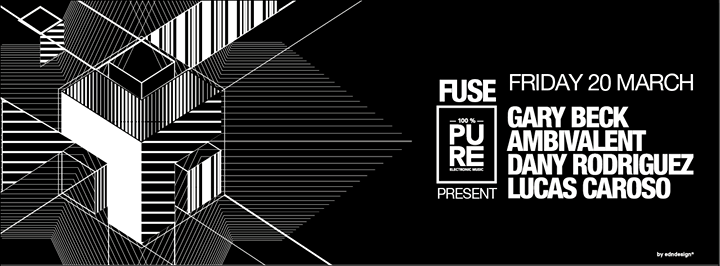 Fuse & 100% Pure Electronic present Gary Beck & Ambivalent